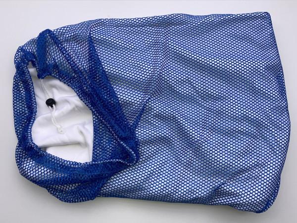 Wäschenetz mit Kordelverschluss