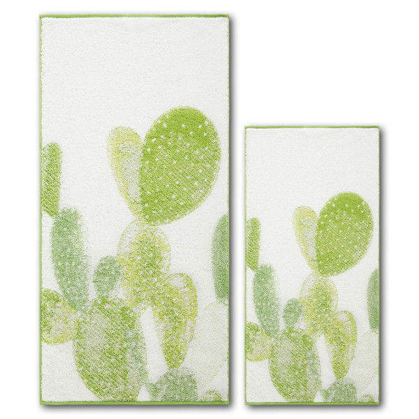 Dyckhoff Frottierserie Green Paradise CACTUS